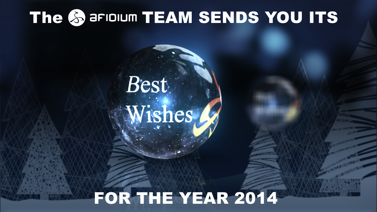 Afidium wishes you a happy new year!
